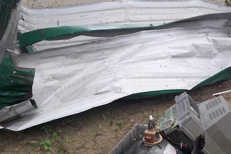 Nghệ An: Nổ lớn khiến hai vợ chồng bị thương nặng