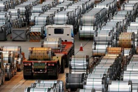 Thị trường thép toàn cầu sẽ được lợi từ đà tăng chậm lại của sản lượng thép Trung Quốc