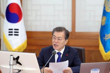 Tổng thống Hàn Quốc: Phi hạt nhân hóa Bán đảo Triều Tiên là con đường dẫn tới hòa bình