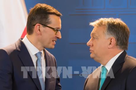 """Ba Lan và Hungary - """"phép thử"""" chưa từng có tiền lệ đối với EU"""