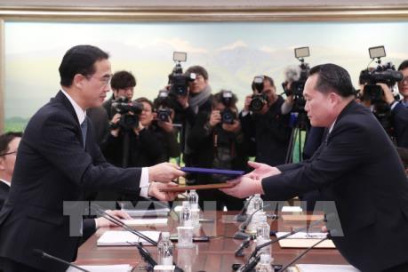 Nga hoan nghênh thỏa thuận đạt được trong đàm phán liên Triều
