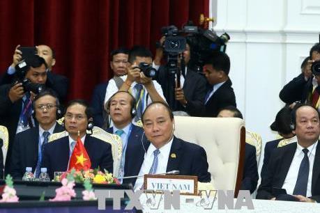 Việt Nam đóng góp tích cực tại Hội nghị Cấp cao Hợp tác Mê Công – Lan Thương