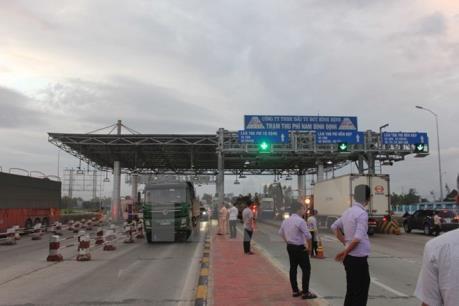 Đoàn Đại biểu Quốc hội bắt đầu giám sát BOT Bình Định
