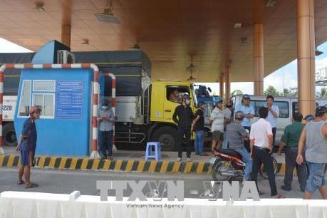 Công điện của Thủ tướng về bảo đảm an ninh trật tự tại các trạm thu phí BOT