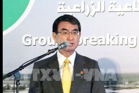 Mục đích chuyến thăm tới Ấn Độ Dương của Ngoại trưởng Nhật Bản
