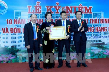 Bệnh viện Nhi Thái Bình: Mỗi năm triển khai thêm 10 - 15 kỹ thuật mới
