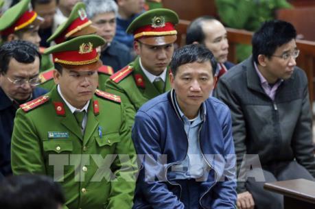 Phiên tòa xét xử Trịnh Xuân Thanh: Hệ lụy của việc chỉ định nhà thầu kém năng lực