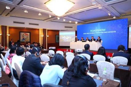 Roadshow của PV Power thu hút quan tâm của giới đầu tư