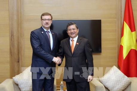 APPF-26: Việt Nam và Nga tăng cường trao đổi hoạt động lập pháp