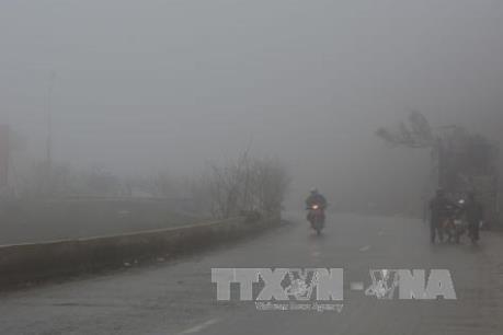 Dự báo thời tiết hôm nay 5/12: Bắc Bộ sáng có sương mù, trưa và chiều trời oi nóng