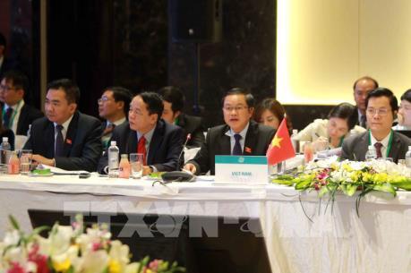 Hội nghị APPF-26: Nghị viện đóng vai trò tích cực xây dựng môi trường hòa bình