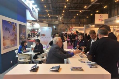 Vietnam Airlines tăng cường quảng bá tại Tây Ban Nha