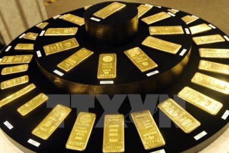 Giá vàng thế giới ngày 7/6 đi lên nhờ sự suy yếu của đồng USD