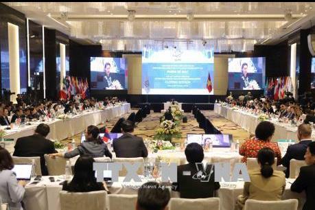 Bế mạc Hội nghị thường niên lần thứ 26 Diễn đàn Nghị viện châu Á -Thái Bình Dương