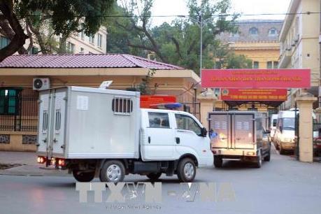 Xét xử Trịnh Xuân Thanh và đồng phạm: Tòa sẽ tuyên án trong sáng nay