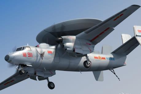 Trung Quốc phát triển máy bay giám sát mới