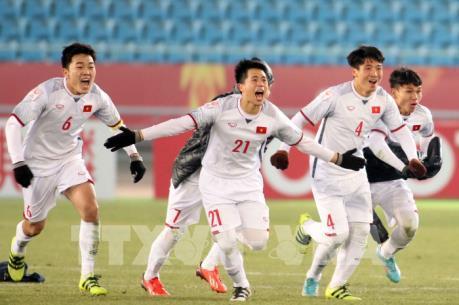 """VCK U23 châu Á 2018: U23 Việt Nam không """"chùn bước"""" trước giá rét"""