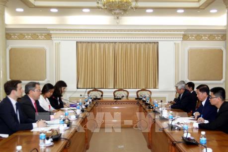 Tây Ban Nha cam kết hỗ trợ nguồn vốn đầu tư tuyến metro số 5 tại Thành phố Hồ Chí Minh