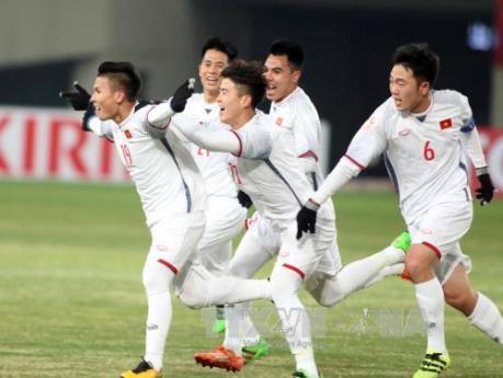 VCK U23 châu Á 2018: Đội tuyển U23 Việt Nam - Nhà vô địch trong lòng người Việt ở Mỹ