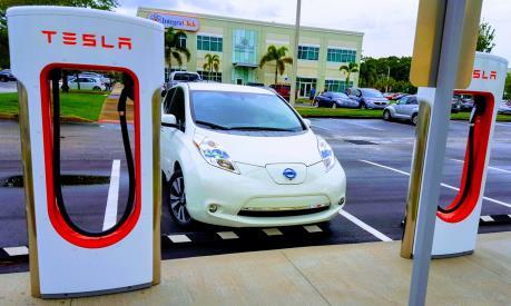 Bang California (Mỹ) thúc đẩy sử dụng xe ô tô không khí thải