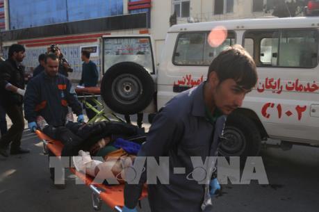 Vụ khủng bố tại Kabul: Afghanistan tuyên bố quốc tang