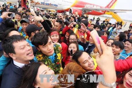 VFF sở hữu quyền thương mại đối với đội tuyển U23 Việt Nam