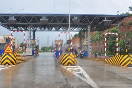 Vận hành thử nghiệm trạm thu giá BOT trên quốc lộ 18, đoạn Hạ Long – Mông Dương