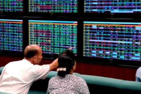 """Chứng khoán chiều 29/1: Cổ phiếu ngân hàng vẫn """"nóng"""""""