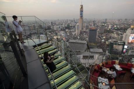 Thái Lan nâng dự báo tăng trưởng kinh tế năm 2018 lên 4,2%