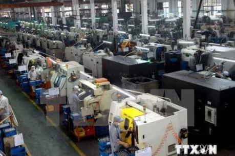 Tháng 1, chỉ số sản xuất công nghiệp cả nước tăng cao