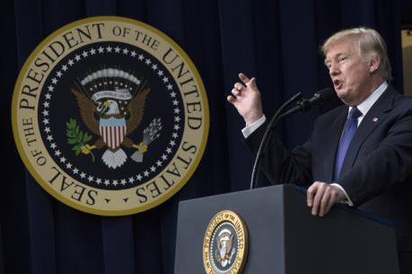 Thông điệp Liên bang 2018 nhấn mạnh mục tiêu xây dựng nước Mỹ an toàn và mạnh mẽ