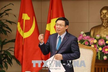 """Phó Thủ tướng Vương Đình Huệ: Bức tranh """"sức khỏe"""" doanh nghiệp đã khá hơn rất nhiều"""