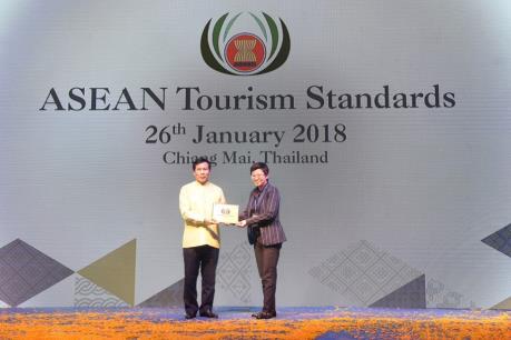 FLC Quy Nhơn đoạt giải địa điểm tổ chức MICE ASEAN tốt nhất 2017