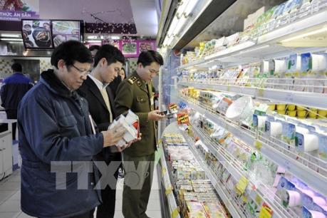 Thị trường Tết: Sẽ công khai địa chỉ vi phạm an toàn thực phẩm