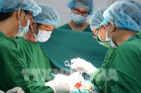 Bệnh viện phía Nam đầu tiên tái tạo van tim bằng vật liệu tự thân thành công