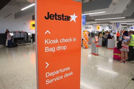 Jetstar Pacific triển khai công nghệ Kiosk Check-in tại sân bay