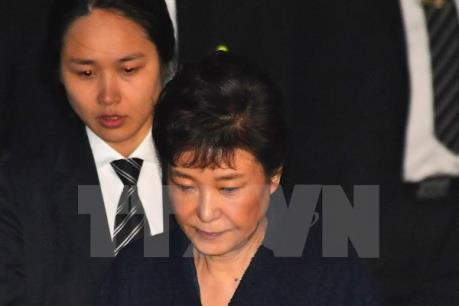 Cựu Tổng thống Park Geun-hye đối mặt với cáo buộc mới