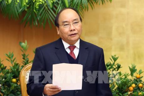 Thủ tướng Nguyễn Xuân Phúc: Xây dựng kịch bản tăng trưởng từng ngành, lĩnh vực theo quý