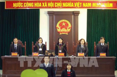 Xét xử vụ tham ô tài sản tại PVP Land: Đề nghị xử phạt nghiêm khắc Trịnh Xuân Thanh