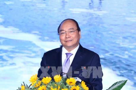 Thủ tướng Nguyễn Xuân Phúc tham dự Kỳ họp lần thứ 40 Ủy ban liên Chính phủ Việt Nam-Lào