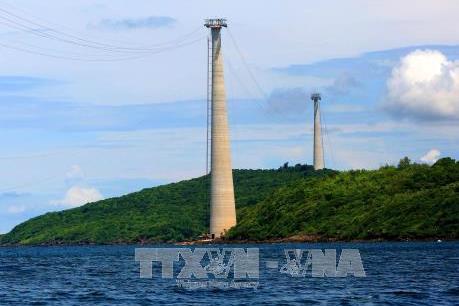 Kiên Giang: Khai trương tuyến cáp treo dài nhất thế giới