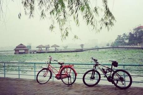 Những điểm hẹn hò ngày Valentine tại Hà Nội