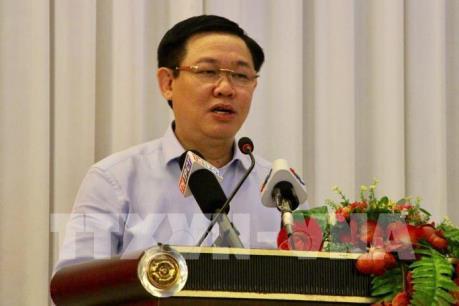 Xác định khâu đột phá để phát triển vùng Đồng bằng sông Cửu Long