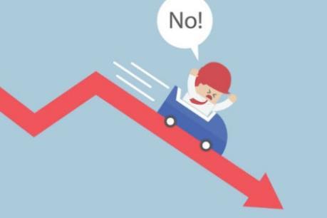 Thị trường chứng khoán lao dốc kỷ lục vì tâm lý chốt lời