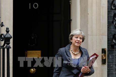 """Thủ tướng May không mặn mà với dự án """"Vành đai và Con đường"""""""