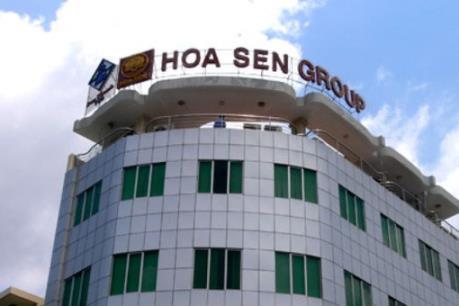 Tập đoàn Hoa Sen chi trả cổ tức bằng tiền mặt và cổ phiếu niên độ 2016-2017