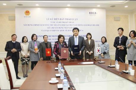 KOICA hỗ trợ Bộ Xây dựng xây dựng chính sách tổng thể nhà ở xã hội