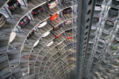 Tokyo giải quyết hiệu quả bài toán đỗ xe trong đô thị