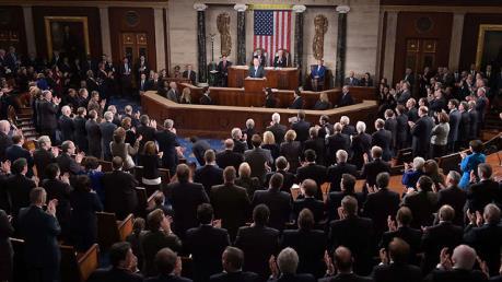Thượng viện Mỹ thông qua dự luật chi tiêu ngân sách
