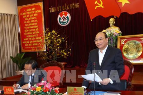 Thủ tướng hoan nghênh Đắk Nông kiên quyết xử lý nghiêm các hành vi khai thác rừng tự nhiên